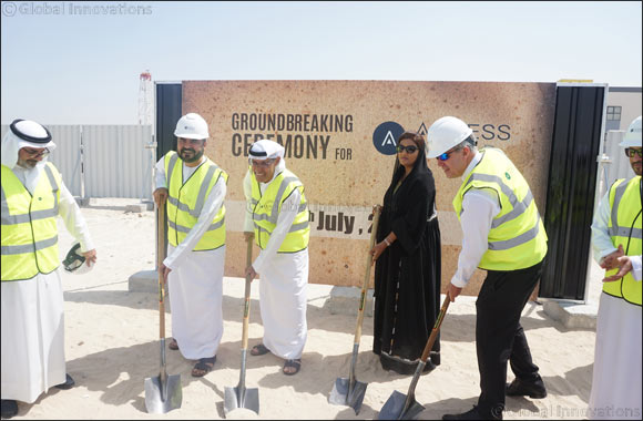 Access World to build a 3PL facility in Jebel Ali Free Zone