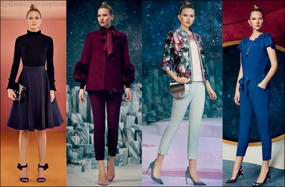 TED BAKER: One Giant Leap, Autumn-Winter '17 Collection