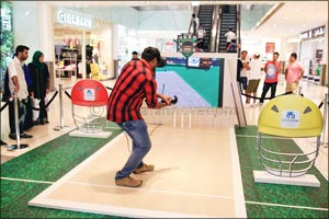 Show off your cricket skills this summer at City Centre Al Shindagha