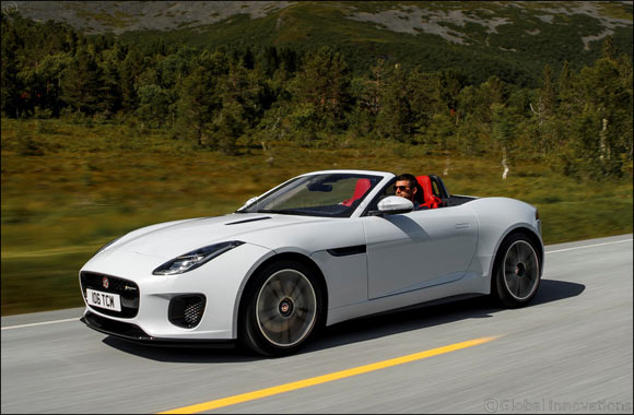 The New Jaguar F-type Four-Cylinder: a Pure Sports Car with Even Greater Agility and Efficiency