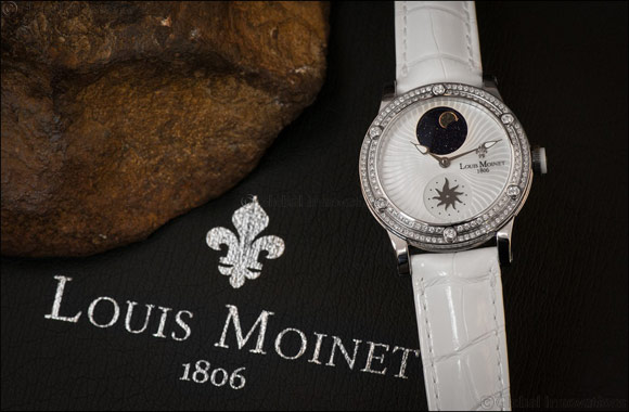 Louis Moinet Stardance Moonphase - an enthralling Eid gift that is out of this world