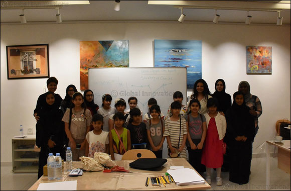 Crescent Enterprises, Sharjah Ladies Club Nurture Future Leaders Through Young Entrepreneur Business Camp Series