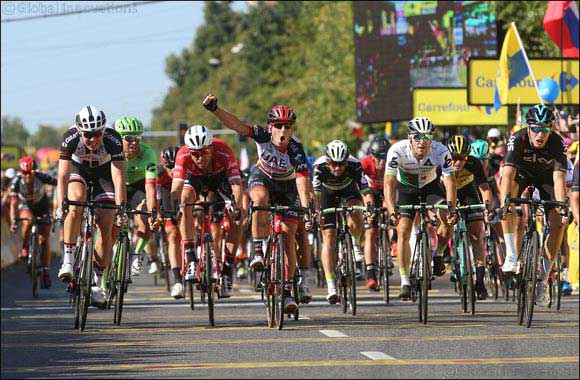 Strong Contest by UAE Team Emirates at Tour of Poland