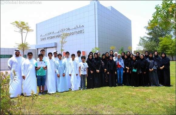 Mohammed bin Rashid Space Centre organizes Space Summer Camp