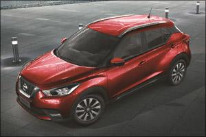 Nissan's Juke and Kicks dominate Gulf's small urban crossover segment