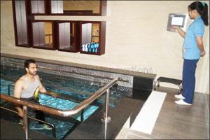 RAK Hospital introduces innovative Aqua therapies for faster healing