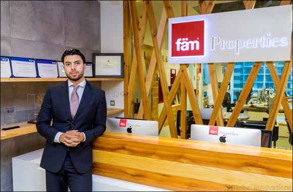fäm Properties Tops AED1.3 Billion in City Walk Residential Sales