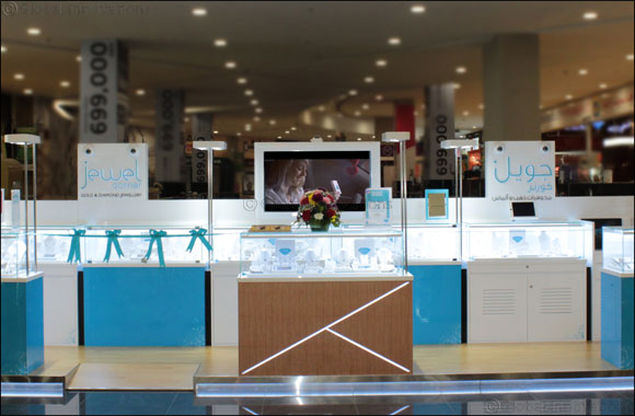 Jewel Corner opens an elegant new kiosk at Al Barsha Mall
