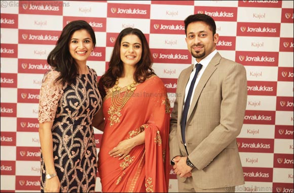 Global Jewellery Retail Chain Joyalukkas signs Award-Winning Bollywood Actress Kajol Devgan as Brand Ambassador