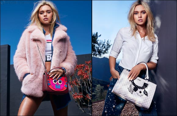 Introducing the Fall 2017 GUESS Accessories Collection Advertising Campaign