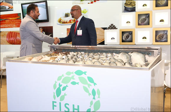 Growing appetite for seafood drives demand at Middle East's largest dedicated seafood expo