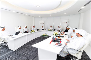 New UAE Space Agency Board of Directors Holds First Meeting