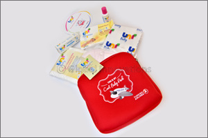 Turkish Airlines' cross-continental flights are more comfortable now with the baby packs specially d ...