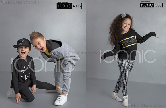 ICONIC announces ICONIC KIDS- Born Different