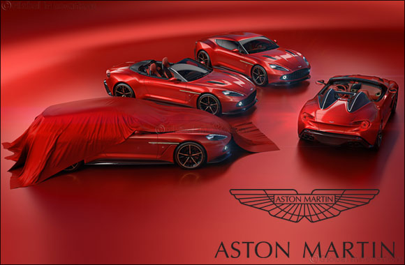 The Aston Martin Vanquish Zagatos: Speedster and Shooting Brake join Coupe and Volante to complete quartet