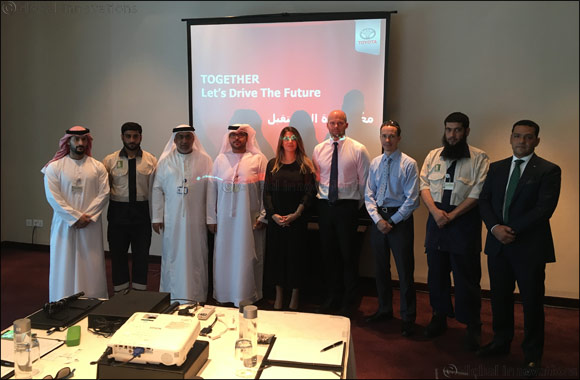 Al-Futtaim Motors reiterates its environmental commitment with zero-emission Fuel Cell Vehicles