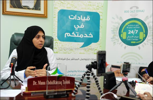 Latifa Hospital for Women and Children to undergo expansion.
