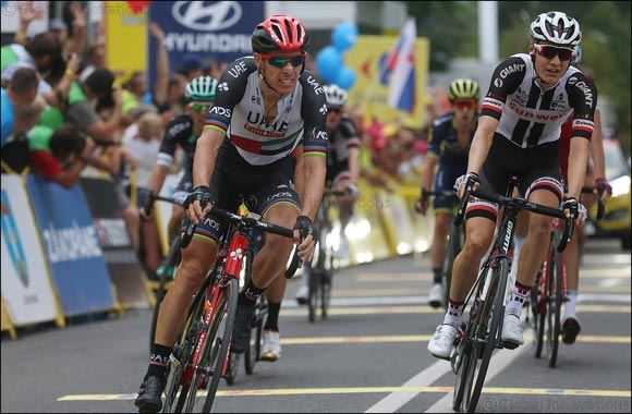 UAE Team Emirates to Make Vuelta a España Debut