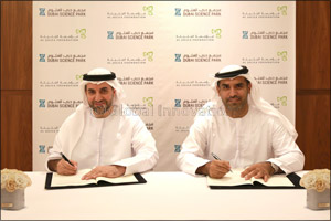 Dubai Science Park and Al Jalila Foundation sign MoU to support scientific research and young innova ...