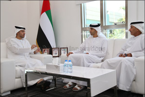 UAE Space Agency discusses cooperation with Ministry of Climate Change and Environment