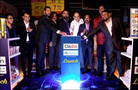 Clikon launches in Carrefour stores across the GCC