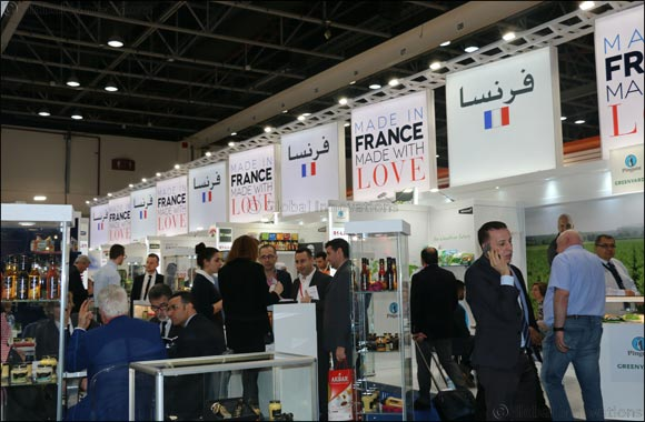 Discover the French offer at GULFHOST and the SPECIALITY FOOD FESTIVAL trade show