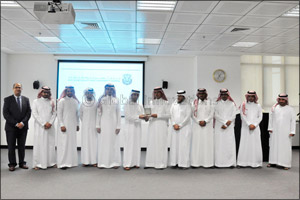 Abu Dhabi Quality and Conformity Council Receives Delegation from Saudi Standards, Metrology and Qua ...