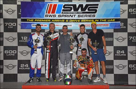 Maiden SWS Senior Cup Victory for Elmosi