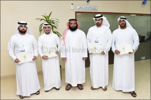 Dubai Customs graduates batches 10 and 11 of �Customs Cases Diploma�