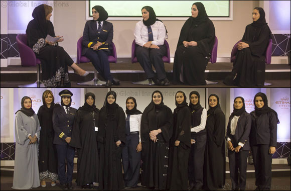 Etihad Aviation Group Recognises Partnership With Women for Emirati Women's Day