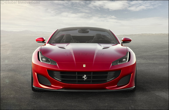 The Ferrari Portofino revealed: a GT that represents a unique combination of sportiness, elegance and on board comfort