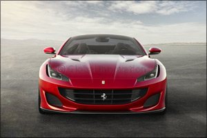 The Ferrari Portofino revealed: a GT that represents a unique combination of sportiness, elegance an ...