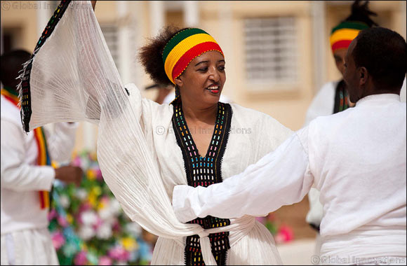 Gursha Dubai presents a cultural show on Ethiopian traditional dance, Eskista