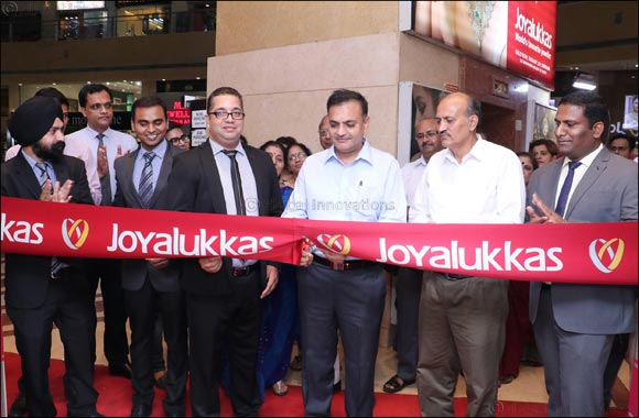 Joyalukkas, World's Favourite Jeweller Offers a Refreshing Shopping Experience in Gold Souk, Gurgaon!