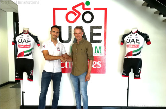 UAE Team Emirates Signs Kristoff & Bystrøm