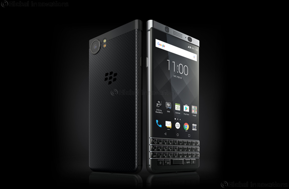 TCL Communication Introduces the Blackberry® KEYone Black Edition to the World at IFA 2017
