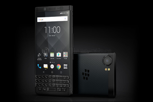 TCL Communication Introduces the Blackberry� KEYone Black Edition to the World at IFA 2017