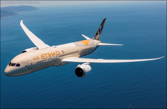 Etihad Airways Introduces Boeing 787 Dreamliner on Daily Amsterdam Service