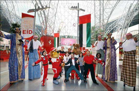 Ferrari World Abu Dhabi Celebrates Community-Driven Initiatives During Eid
