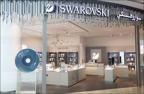 Swarovski Opens a New Boutique at the Red Sea Mall, Jeddah
