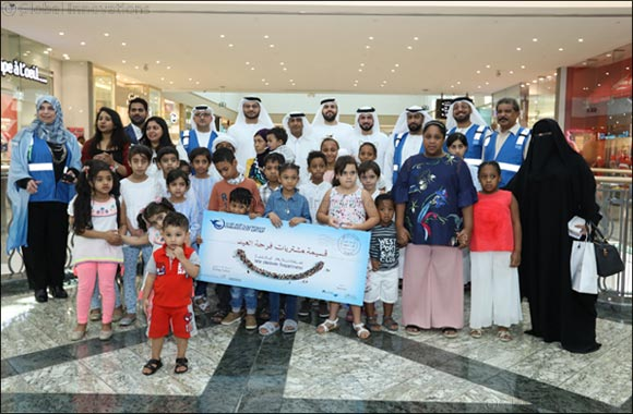 Emirates Post Group celebrates Eid Al Adha with orphaned children