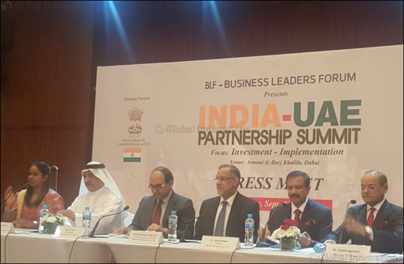 India and UAE governments working to substantially augment trade and investment relations