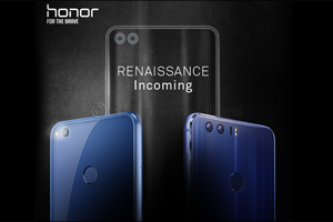 Honor Announcement: The Renaissance of the Smartphone Design