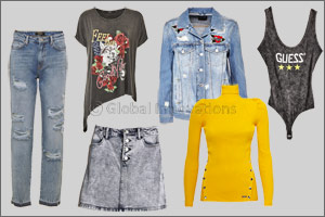 GUESS Launches GUESS Jeans and GUESS Originals Collections  for Fall'17