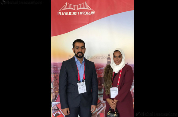 UAE Literature Industry Luminaries Attend IFLA World Library and Information Congress in Poland