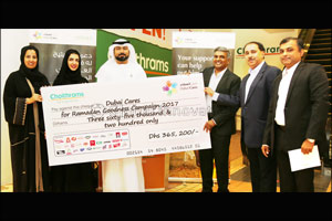 Choithrams concludes �Ramadan Goodness Campaign' in association with Dubai Cares