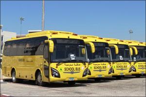 Back to School: Al Naboodah Group Enterprises Delivers Over 750 New School Buses Across the UAE