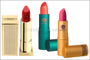 Lipstick shades to suit your hair colour from Lipstick Queen
