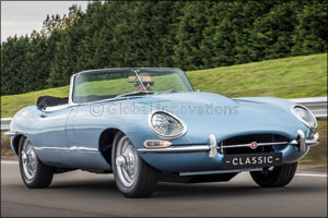 Jaguar E-type Zero: �The Most Beautiful Electric Car in the World�