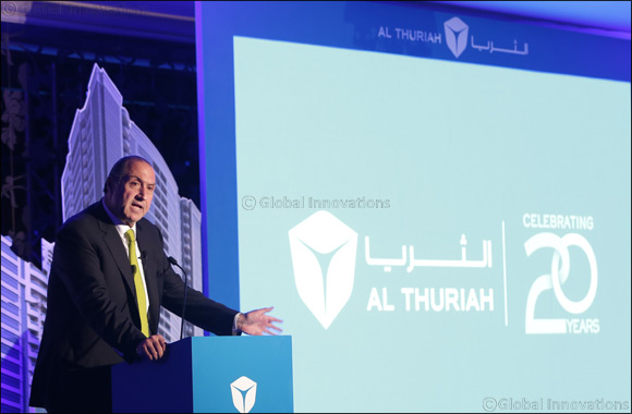 Al Thuriah to launch special promotion during Cityscape Global on three-bedroom apartments in Sahara Tower 6